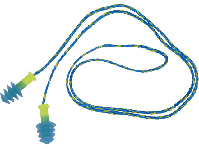 NRS Mack's Ear Seals geel/blauw